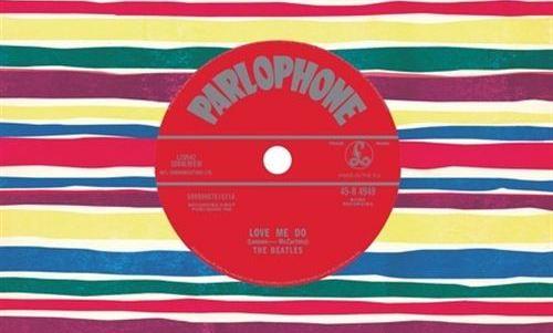 The Beatles lanzan en noviembre una réplica original de su primer sencillo