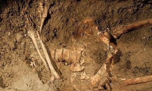 Encuentran un esqueleto que podría ser el de la Mona Lisa