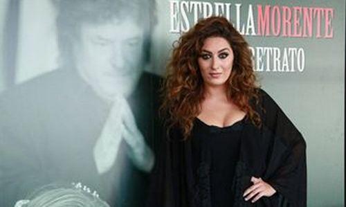 Estrella Morente rechaza que se haga una estatua de su padre