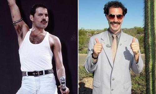 El biopic sobre Freddie Mercury se estrenará a principios de 2014