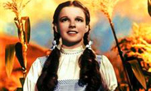 A subasta el vestido de Judy Garland en
