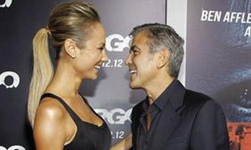 George Clooney, loco por una ex boxeadora