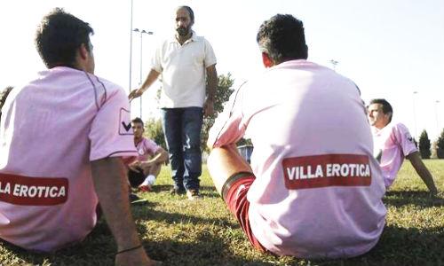 Un burdel y una funeraria patrocinan a dos equipos de fútbol griegos