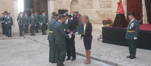 La Guardia Civil destaca el aumento de las detenciones