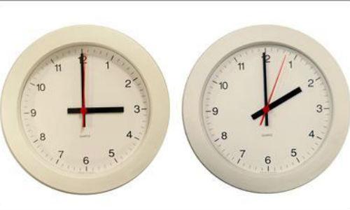 El domingo, retrasar una hora los relojes