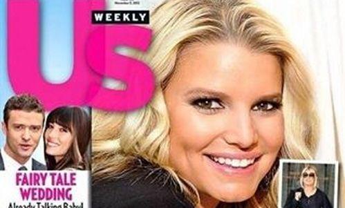 Jessica Simpson pierde casi 30 kilos en tiempo récord