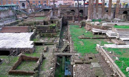 Determinan el lugar exacto donde fue apuñalado Julio César