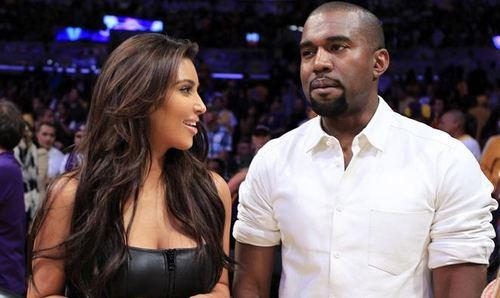 Así será la boda de Kim Kardashian y Kanye West