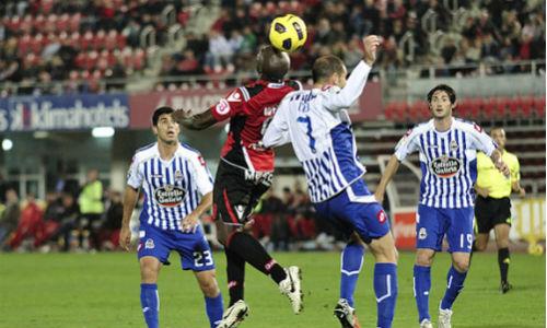 Mallorca-Deportivo en la Copa