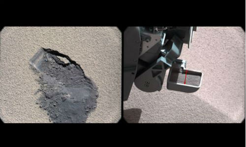 El suelo de Marte es similar al de Hawaii