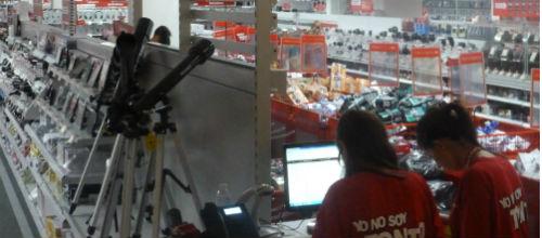 Media Markt inaugura el 1º de noviembre a las 23,59 hs. su tienda en Ocimax