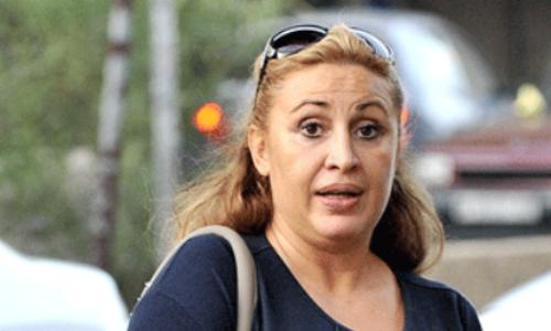 Raquel Mosquera, con problemas psiquiátricos