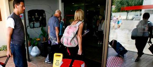 Baleares lideró la ocupación hotelera española en septiembre