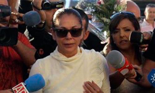 Isabel Pantoja vuelve al banquillo de los acusados