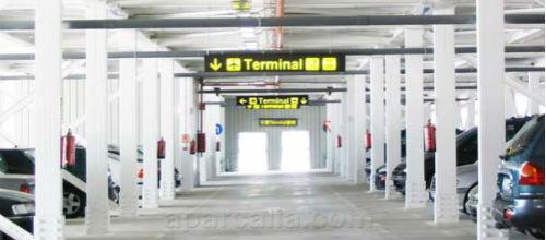 Detenidos seis empleados por estafa en el parking del aeropuerto de Palma