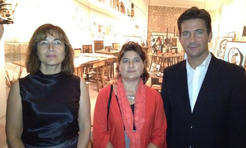 Gran acogida en Italia de la exposición Mirò! Poesía e luce