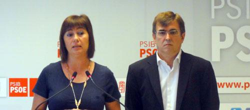 El PSIB llevará la ley del catalán al Tribunal Constitucional
