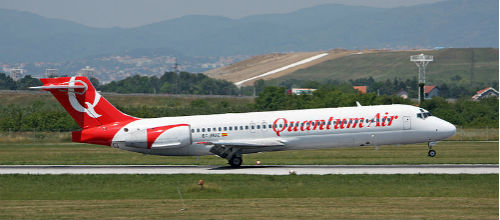 SAS deberá pagar 6 millones a la aerolínea mallorquina Quantum Air