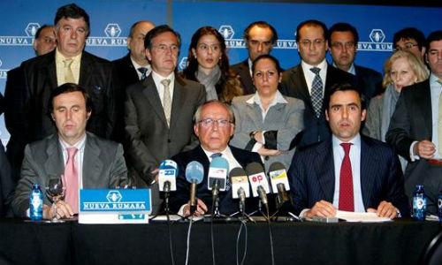 Guerra abierta entre los hermanos Ruiz Mateos