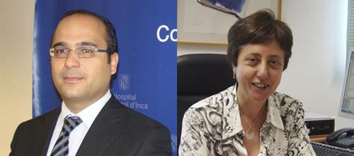 Santiso y Vadell, nuevos gerentes de los hospitales de Inca y Manacor