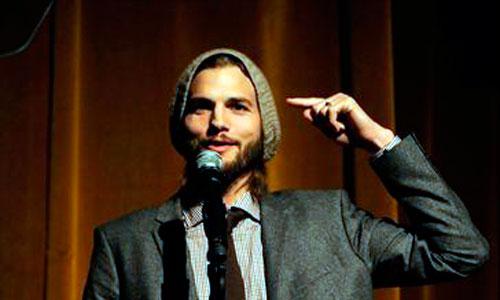 Ashton Kutcher, el actor mejor pagado de la televisión
