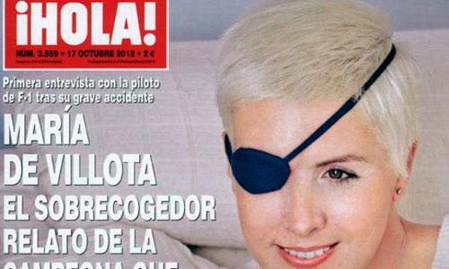 María de Villota:
