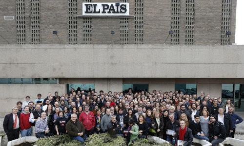 'El País' despide a 129 trabajadores