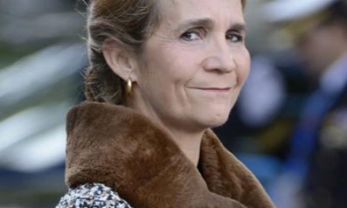 La Infanta Elena está en la lista de morosos de Hacienda