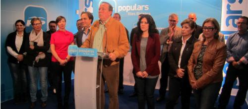 Rodríguez se presenta a la reelección como presidente del PP de Palma