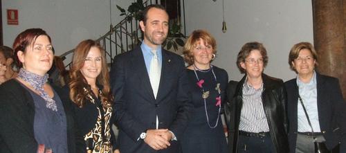 Jiménez-Becerril cree que la Directiva europea de Víctimas ayudará a frenar la violencia contra las mujeres