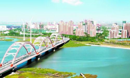 China funda la ciudad ecológica más grande del mundo