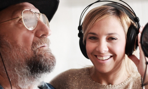 Victoria Maldi canta en el nuevo disco de Tomeu Penya