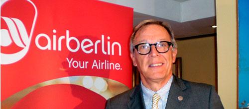 Air Berlin reduce sus vuelos por la grave crisis que sufre