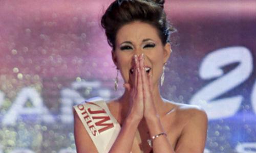 Dimite Miss España tras un escándalo judicial