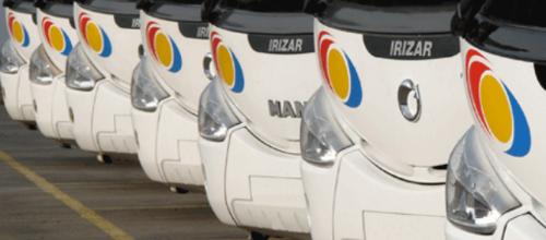 Tres empresas de transporte paran sus actividades porque no les pagan
