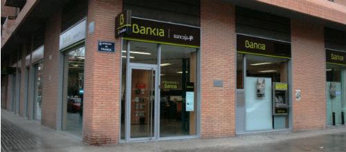 El desánimo cunde entre los trabajadores de Bankia