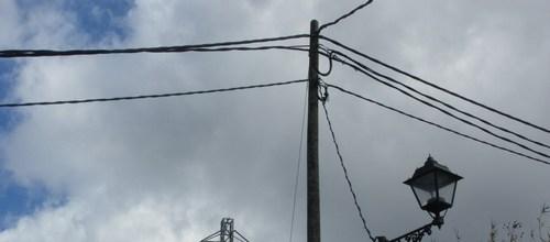 Baja la demanda eléctrica durante el mes de octubre