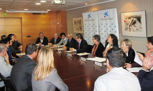La Caixa entrega ayudas sociales por valor de 164.500 euros