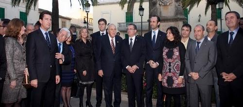 Celebración del III Centenario del nacimiento de Fray Junípero Serra