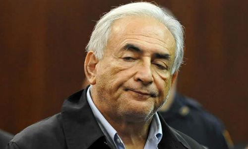 Strauss Kahn pagará casi 5 millones para no ser acusado de violación