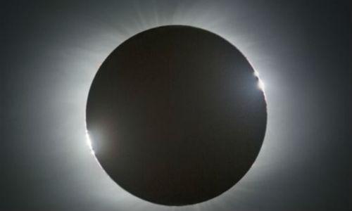 50.000 personas se reúnen en Australia para observar el eclipse
