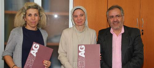 Endesa colabora con el IV Premio de Periodismo Alberta Giménez