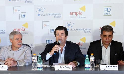 Endesa inaugura en Brasil la primera Smartcity de América Latina