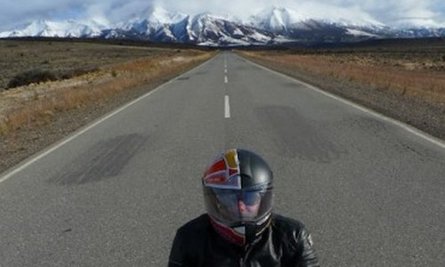 'La vuelta al mundo en moto' llega a Palma