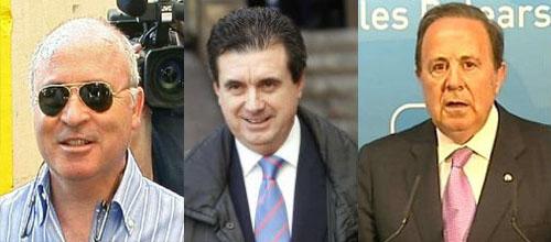 El juez Castro imputa a Matas, Rodríguez y Areal