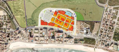 Empiezan las obras previas de urbanización en Ses Fontanelles