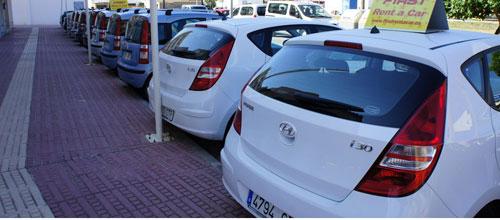 El PP de Formentera se rebela contra la tasa a los rent-a-car