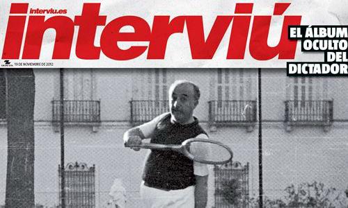 Interviú ofrece un especial con 100 fotos inéditas de Franco