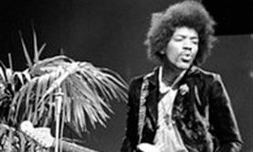 Jimi Hendrix tendrá su propia línea de ropa