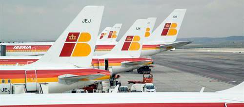 Iberia anuncia 4.500 despidos